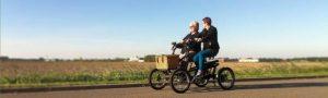 Duo fiets